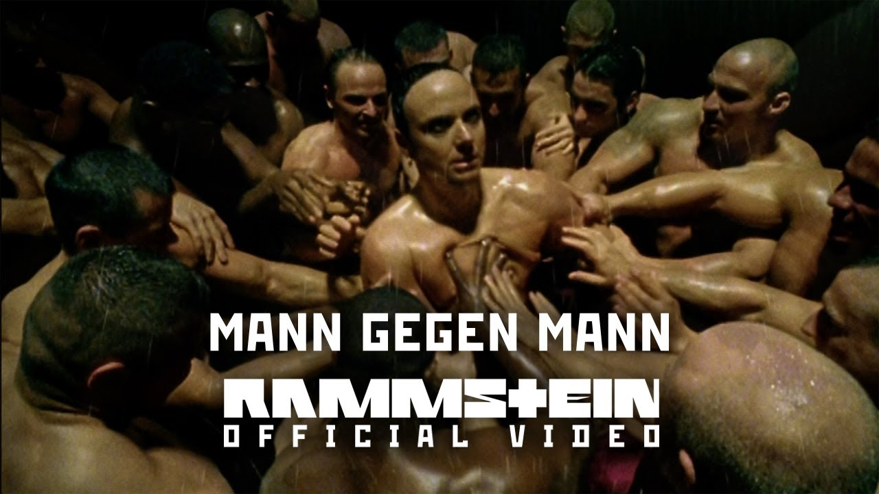 rammstein pu**y official video