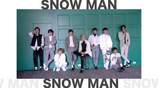 SNOW MAN x OK! Magazine Thaila…