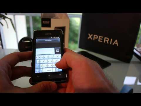 Sony Xperia E Dual im ausführlichen Test [Deutsch]