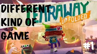 EP-1 Tearaway Unfolded DIFFERENT KIND OF GAME