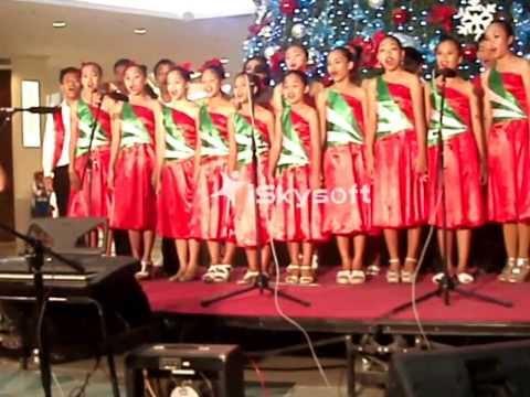 Kwento ng Pasko Christmas Caroling Contest - LNHS Usang Tingog Choir
