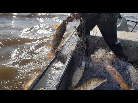 Суровая рыбалка на