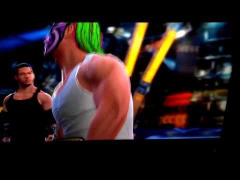WWE 2K14 Hardy Boys Entrance
