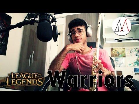 Imagine Dragons Warriors - League of Legends World Championship  - Flute cover