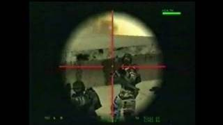Shrapnel: Urban Warfare 2025 Dreamcast Gameplay_2000_04_28