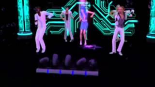 Sims 3 PTX- Daft Punk Mix