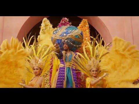 Aladdin (2019) Prince Ali - Will Smith Scene