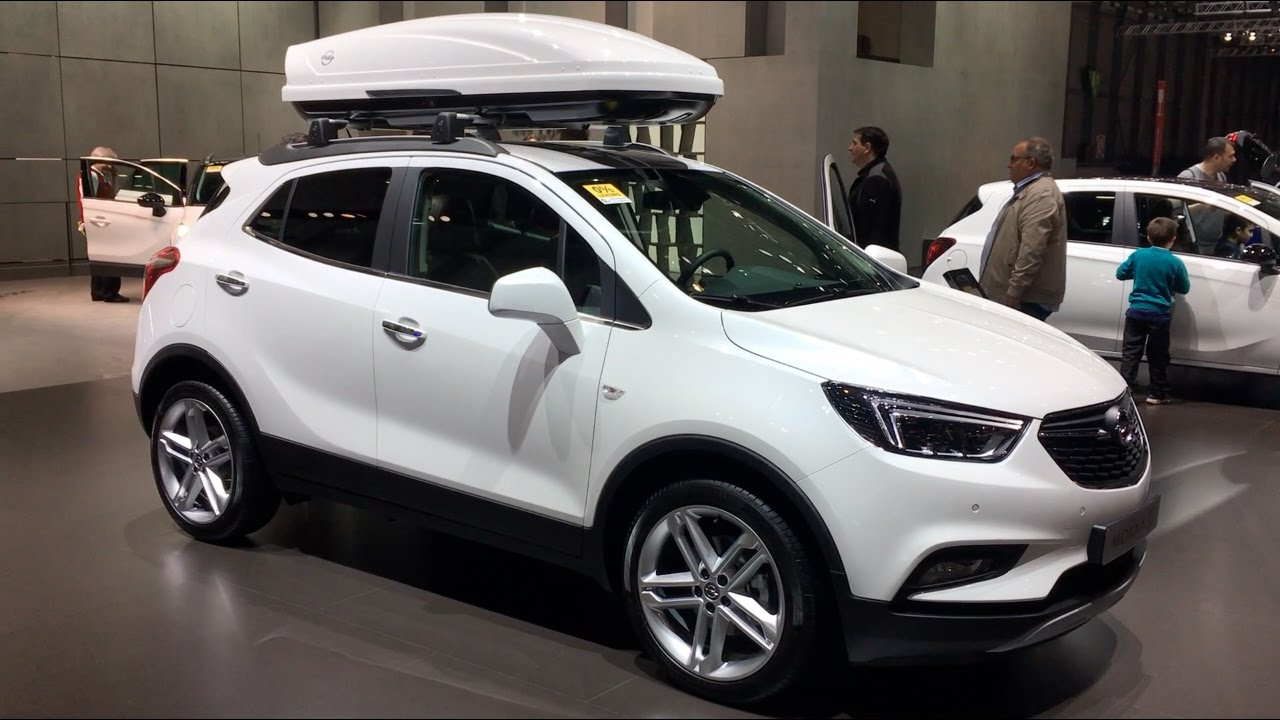 opel mokka x 2017 in detail review walkaround interior. Black Bedroom Furniture Sets. Home Design Ideas