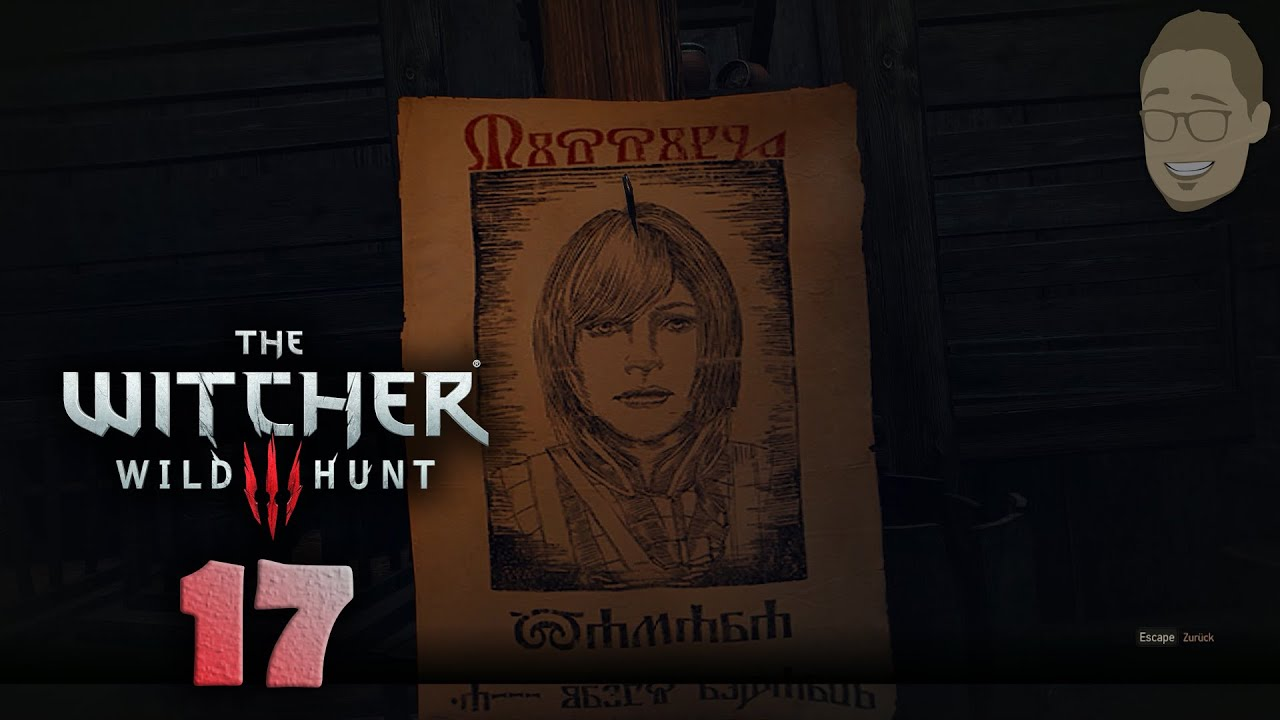 The Witcher 3 [PC] - 17 - Die vermisste Tamara Strenger - YouTube