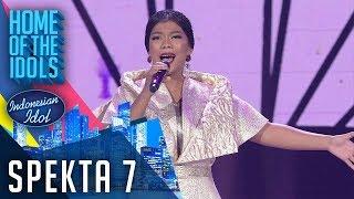 Download Lagu AINUN - SEANDAINYA AKU PUNYA SAYAP (Rita Butar Butar) - SPEKTA SHOW TOP 9 - Indonesian Idol 2020 mp3