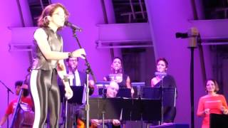 EMILY ESTEFAN - Where The Boys Are - Live at the Hollywood Bowl, LA - Saturday 26th July 2014