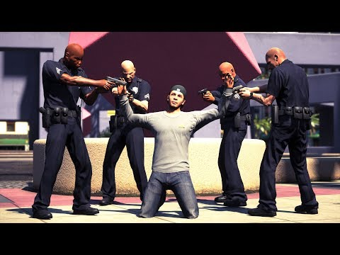THEY HAVE THE WRONG GUY! (GTA 5 Roleplay)