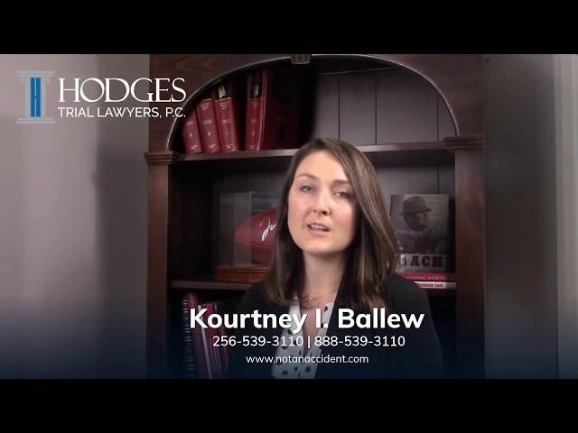 Huntsville Divorce Lawyers at Hodges Trial Lawyers, P.C.