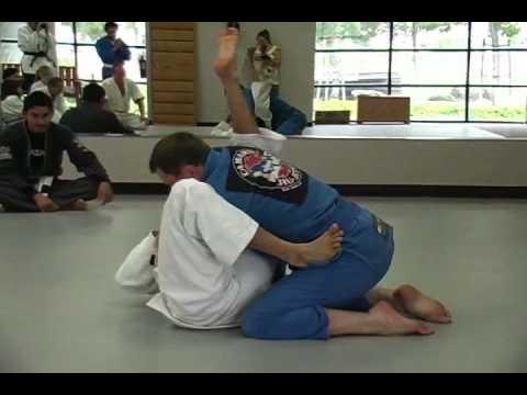 Brazilian Jiu Jitsu | San Jose Seminar II | Academy Archives | ROYDEAN.TV