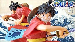 【開箱】魯夫 海賊王 藝術王者 KING OF ARTIST 和之國 魯夫 !! 航海王 / ワンピース / One Piece / ルフィ太郎 / Monkey·D·Luffy モンキー・D・ルフィ