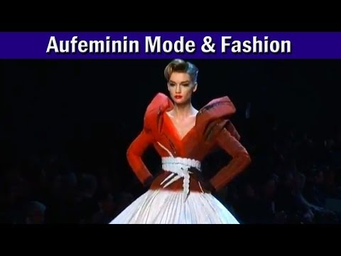 Haute Couture PE 2011 à Paris : le défilé Dior en vidéo