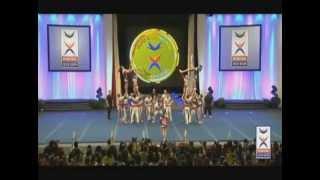 Team Chinese Taipei Coed Premier  ICU World Cheerleading Championships 2014