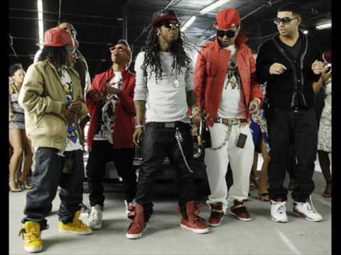 Lil Wayne feat Young Money.Part Dipst D4-Bed Rock.(Remix).mp3