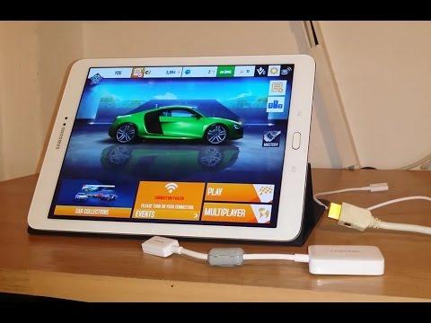 MHL - Galaxy Note 3 & Galaxy Tab S2 SM T815
