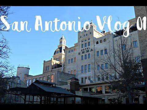Vlog 01: SAN ANTONIO ◡̈