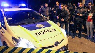 Полиция Одессы участвует в уличных гонках