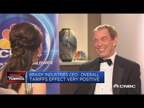 Braidy Industries CEO: Overall tariffs effect very positive | In The News