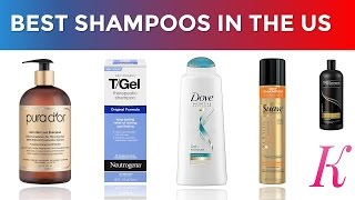 10 Best Shampoos in the US with Price | Best Drugstore Shampoos | 2017