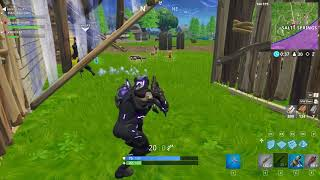 Fortnite - Get a grip guys! I have the SMG
