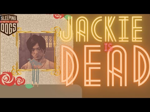 Jackie is Dead Sleeping Dogs Definitive Edition || Extreme 70 FPS |
