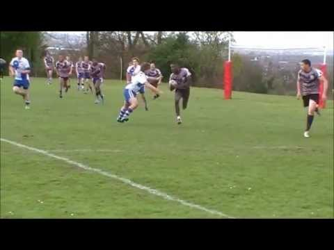 South London Storm Academy - Corbyn Thomas-Smith Burns The Defence 90m Solo Try