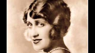Ruth Etting - My Blackbirds Are Bluebirds Now 1928