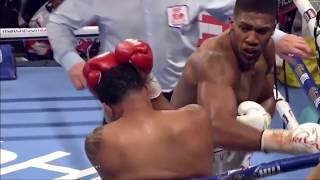 Anthony Joshua Vs Dominic Breazeale Full Fight