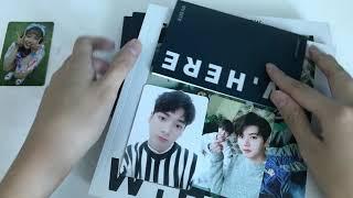 Kpop Haul #23 (October 2017) [LOONA/NU'EST W/PRISTIN/WANNA ONE/WEKI MEKI]