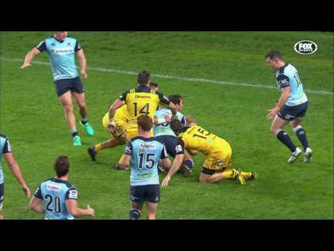 Super Rugby Rd 16: Waratahs v Hurricanes