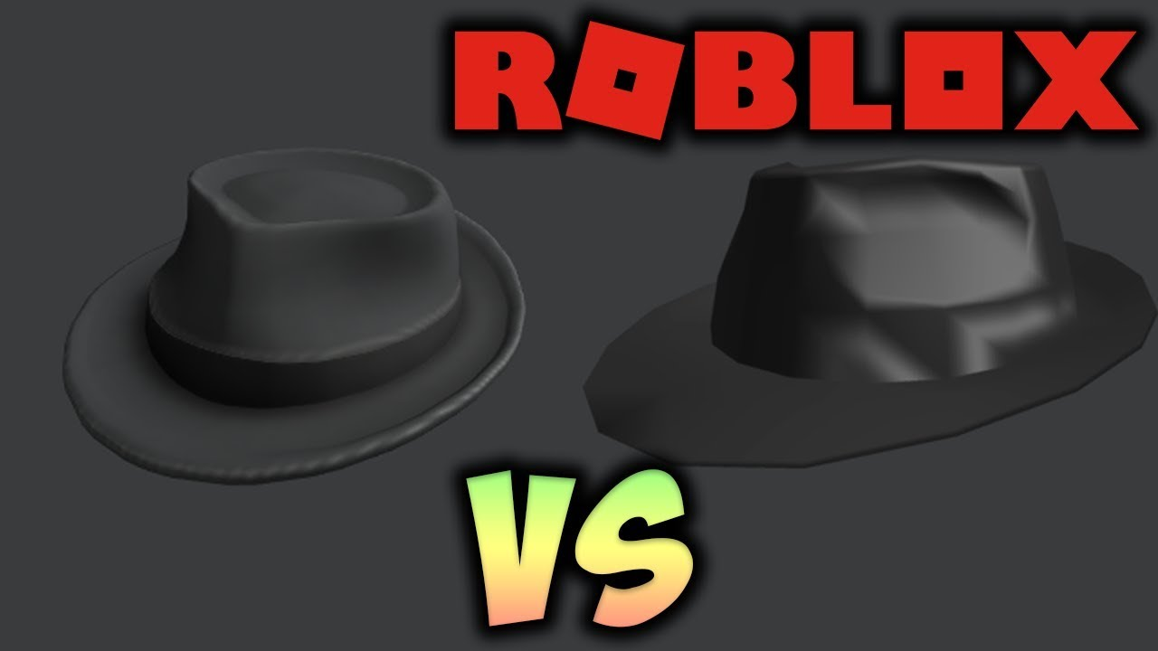 This Item Copied The Classic Fedora Roblox Youtube