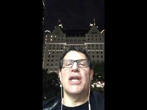 See Plaza Hotel, 24 Hour Apple Store, Trump Tower & 432 Park Avenue now on Fifth Avenue in New Yo...