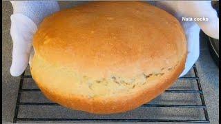 Хлеб домашний рецепт приготовления