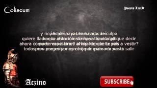 Round 2 Coliseum Aczino vs Arkano (CON LETRA) thumbnail