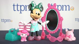 Minnie Mouse Posh Poodle From Fisher-price