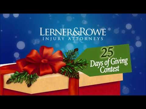 Lerner and rowe christmas giveaway