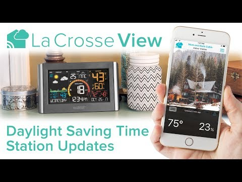 Support Video 07 - Daylight Saving Time Station Updates