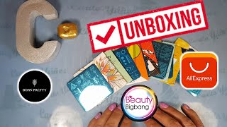 #UNBOXING #BeautyBigBang #BornPrettyStore #Aliexpress LLEGÓ CORREO DICIEMBRE