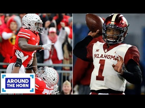 Which team will be 4th in College Football Playoff? | Around the Horn
