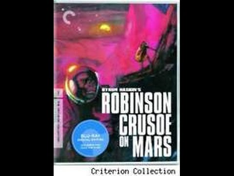 Movie Review - Robinson Crusoe On Mars (1964)
