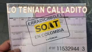 Fin del SOAT en colombia