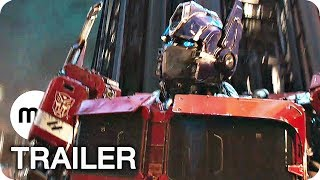 BUMBLEBEE Clips, Featurette Trailer German Deutsch (2018) Transformers Film