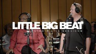 FRED WESLEY - BREAKING BREAD - STUDIO LIVE SESSION - LITTLE BIG BEAT STUDIOS