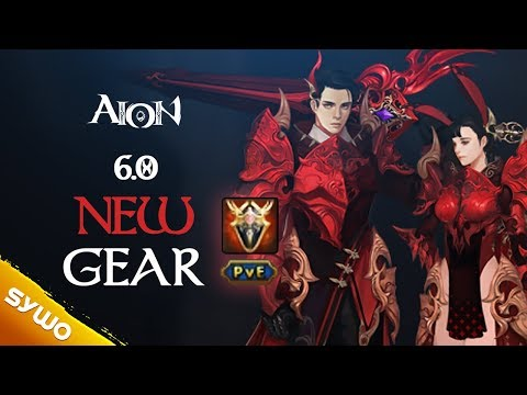 AION 60  New PvP & PvE Gear, How It Works & Where You Get It From