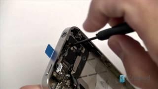 iPhone 4S Screen Replacement - iCrackedcom