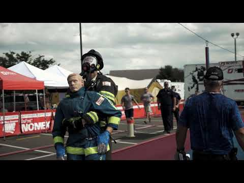 The Firefighter Combat Challenge: The Elite Heroes